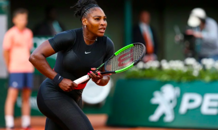 Serena Williams: A Champion for Change