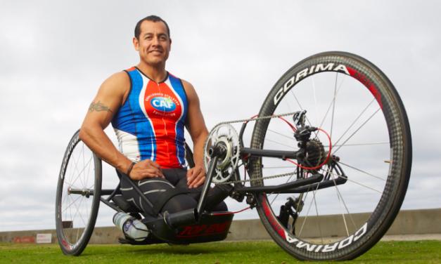 Oz Sanchez, A True Champion Who Knows No Limits