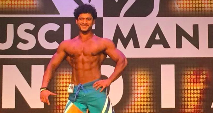 Indian Trans Bodybuilder Grabs 2nd Place and Leads the Way Toward Inclusive Gender Categories for Trans Men
