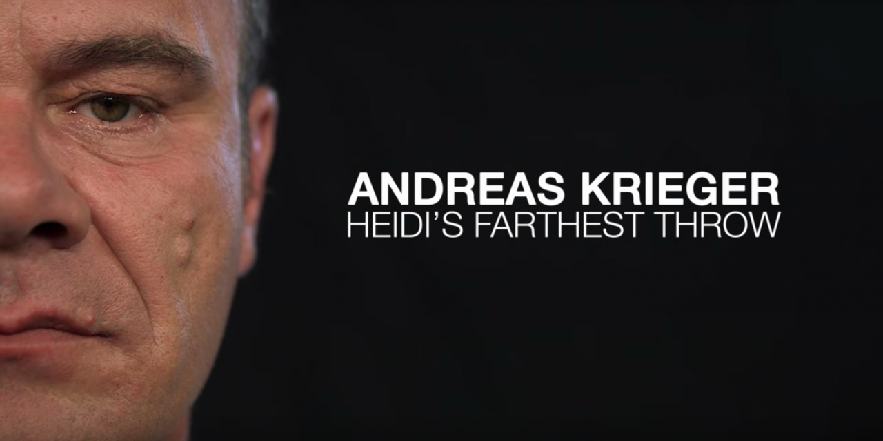 Andreas Krieger: Heidi's Farthest Throw, Documentary Examines Consequences of State-Sponsored Doping.