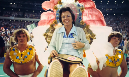 Billie Jean King Awarded Lifetime Achievement Award at BBC's Sports Personality of the Year Show
