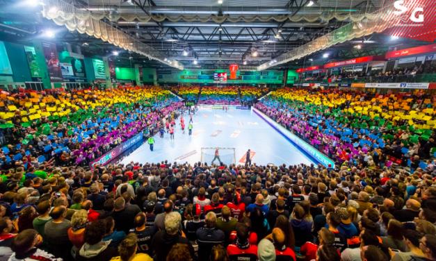 German Handball Bundesliga, SG Flensburg-Handewitt, Goes Full Rainbow with Diversity Match for Equality