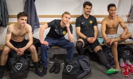 Mario ein Film von Marcel Gisler, Gay Football Romance Movie Available Now!