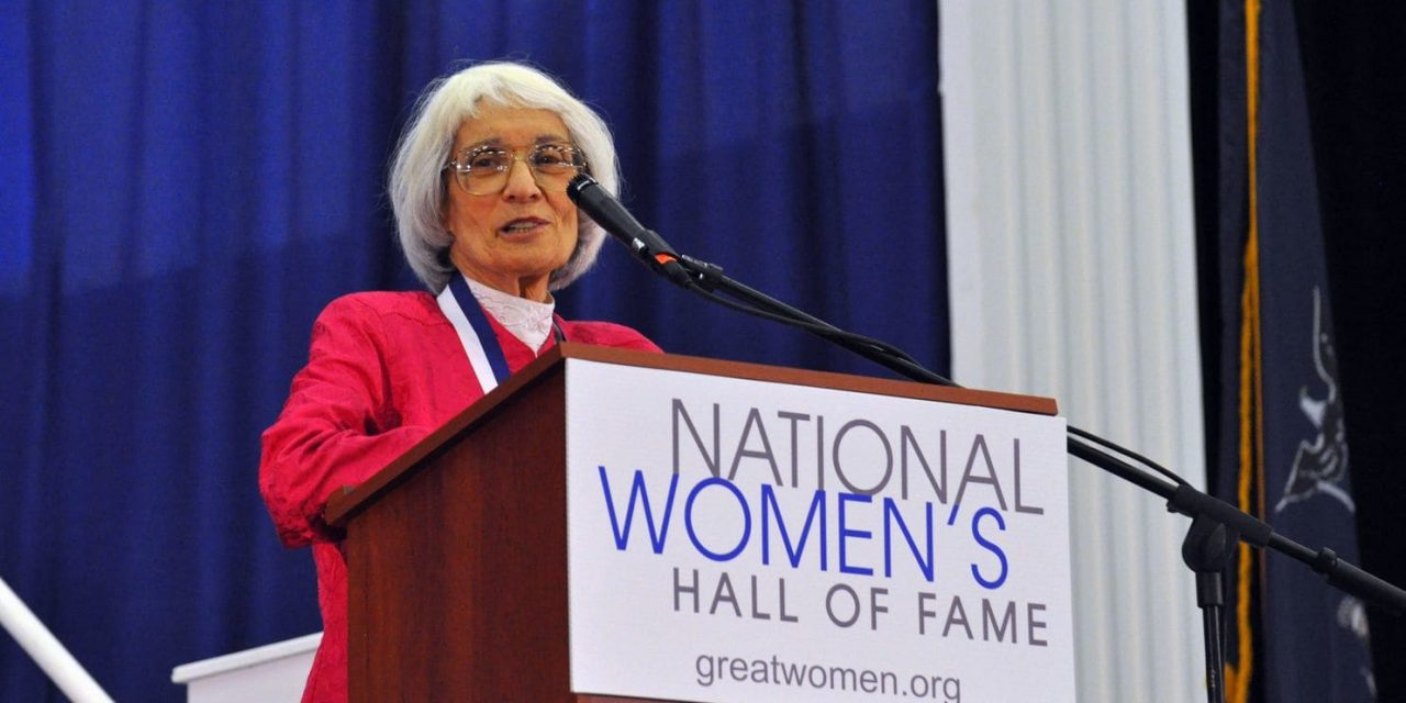 Dr. Bernice Sandler, Godmother of Title IX and Lifelong Advocate for Women's Rights in College, Passes Away