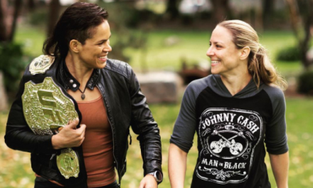Openly Gay MMA Champion, Amanda Nunes, Wins Second UFC Championship becoming the First and Only Woman with Two UFC Titles