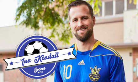 Team Compete MVP:  Meet Soccer Player Ian Kendall