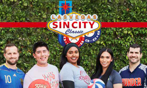 Meet Some Of The Athletes of The Sin City Classic