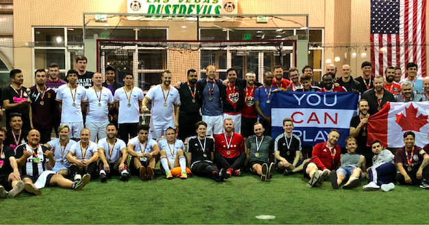 Sin City Classic Hosts IGLFA 2019 Indoor World Championship