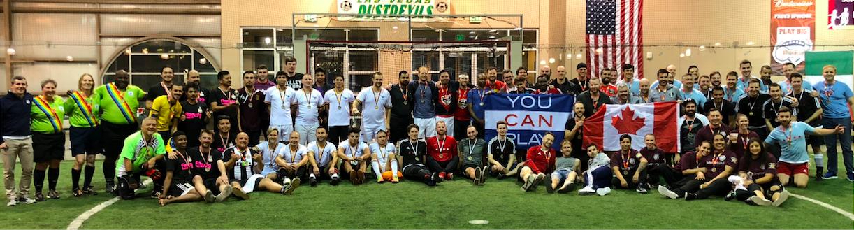 Sin City Classic Hosts IGLFA 2019 Indoor World Championship