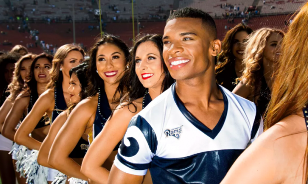 2019 Super Bowl Will Include Male Cheerleaders for the First Time