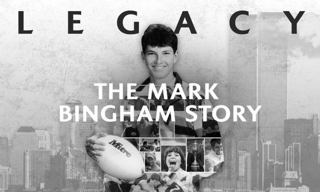 World Rugby Honors Life of Openly Gay 9/11 Hero, Mark Bingham, with Insightful Documentary into Bingham's Life Story