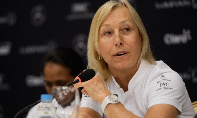 Athlete Ally Dumps Martina Navratilova Over Transphobic Comments