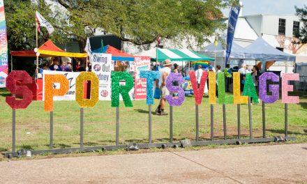 Sydney's LGBT Sports Community Celebrates Fair Day at Sydney Gay and Lesbian Mardi Gras