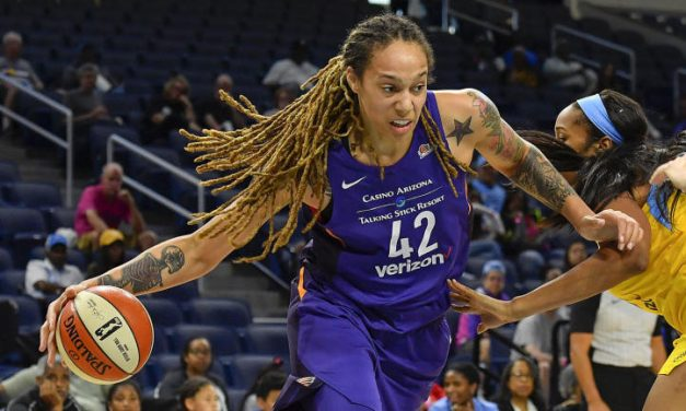 Brittney Griner- #BlackHistoryMonth