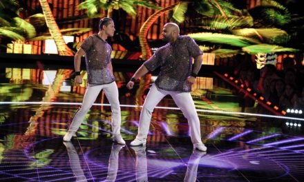 Same Gender Salsa Duo Wows Judges on 'World of Dance'