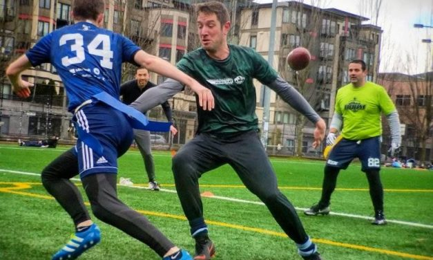 Cascade Flag Football Association Announces New Sponsorship with the Seattle Seahawks