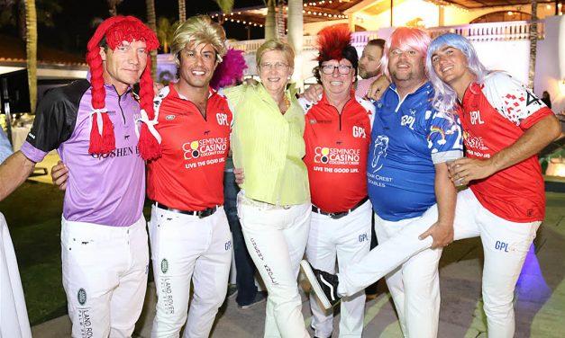 Gay Polo League's Polotini Presents WIGSTOCK! at International Polo Club to Benefit SAGE