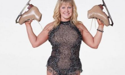 Tonya Harding to Speak at Domestic Violence Fundraiser