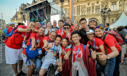 Gay Games Hong Kong 2022 Hosts 'Sports as Empowerment' Town Hall Event