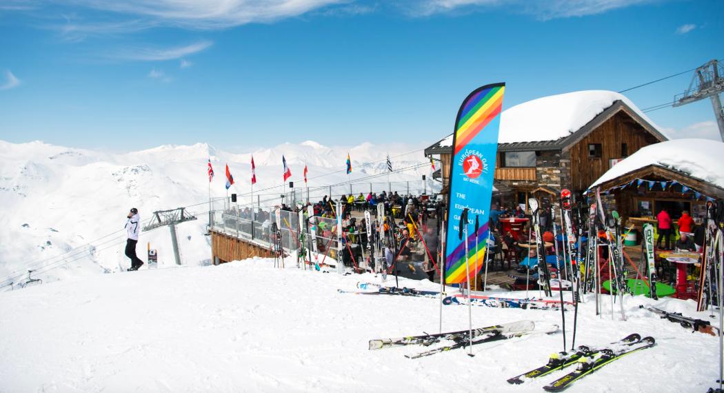 European Gay Ski Week Celebrates PRIDE on the Mountain