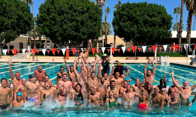 West Hollywood Aquatics Donates $40,000 to the City of West Hollywood For Construction Upgrades of a New Public Swimming Pool