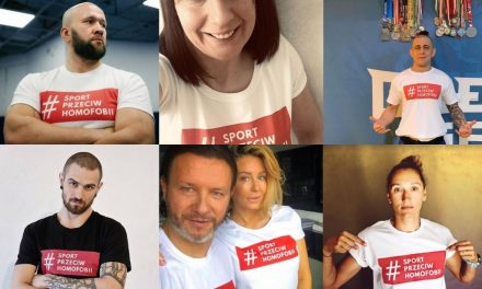 As More Anti-LGBT banners Displayed at Polish Soccer Matches, Polish Athletes Are Standing Up to Homophobia