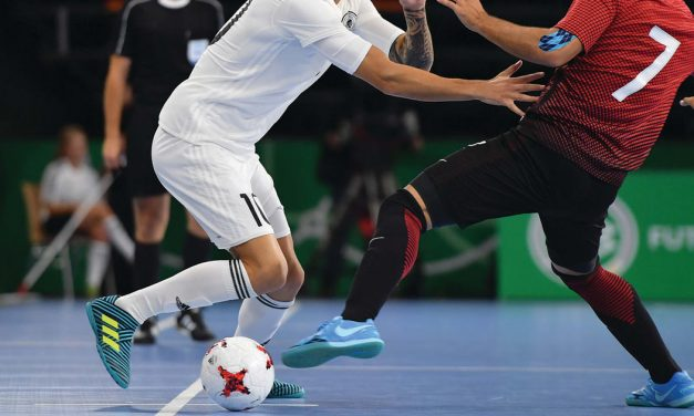 Æquali'sport Organizes Futsal Tournament to Promote LGBTQI Sports in Lyon, France