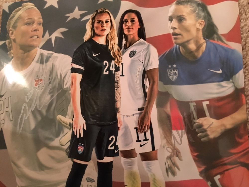 5c51d53c8f8 US National Soccer Team and Orlando Pride Players Ali Krieger and Ashlyn  Harris Announce Engagement