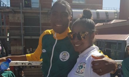 First Choice Foundation Launches Petition for Caster Semenya #HandsOffCaster