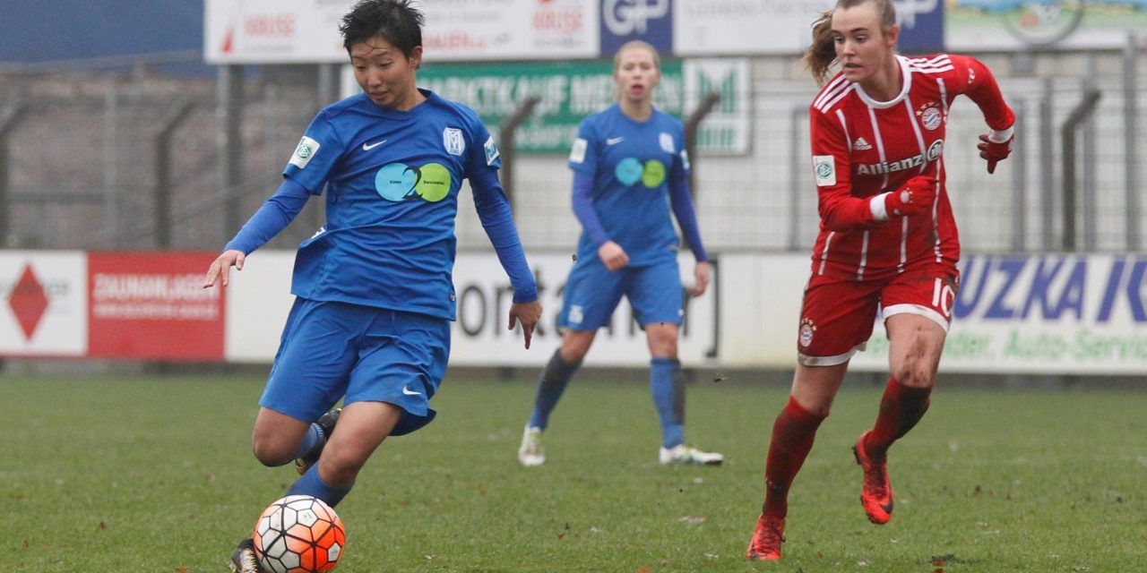 German Bundesliga Soccer Player from Japan Comes Out as Lesbian and Hopes to Inspire More LGBT Visibility at the 2020 Tokyo Olympics