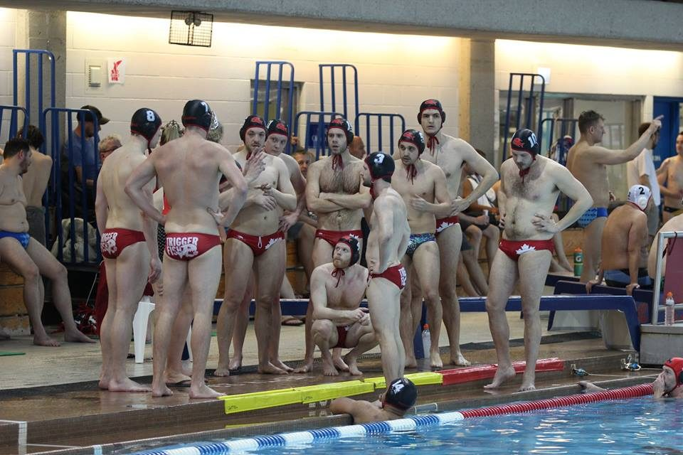Toronto Triggerfish Water Polo Club Are Calling the Superheroes for POLOPALOOZA