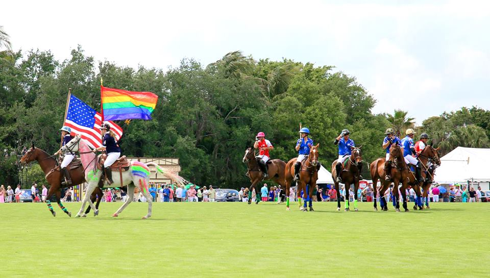 10th Annual Land Rover Palm Beach International Gay Polo Tournament Presented by RSM US Returns to the International Polo Club Palm Beach April 4–7, 2019