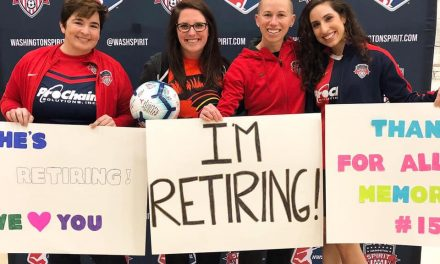 Openly Lesbian Professional Soccer Player, Joanna Lohman, Announces Retirement