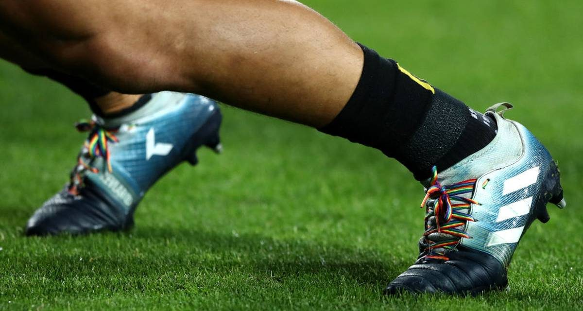 Rugby Players and Coaches Speak Out Following Israel Folau's Homophobia