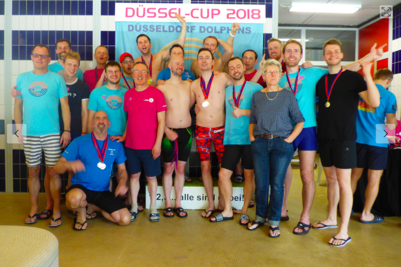 Düssel-Cup Invites LGBTI Athletes to Compete and Party in Düsseldorf This Weekend