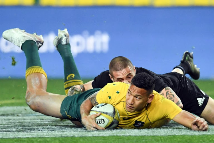 Rugby Australia and NSW Rugby Union Dumps Israel Folau Over Homophobic Social Media Posts
