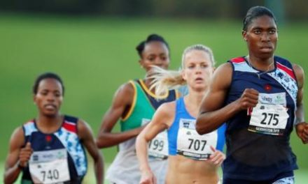 Caster Semenya Loses Legal Case Against IAAF Over Testosterone Levels