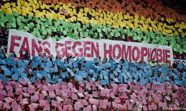 Taking Action on Homophobia in Sports #IDAHOBIT