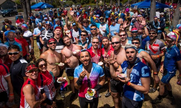 More than 3,000 AIDS/LifeCycle® Participants Journeying 545 Miles from San Francisco to Los Angeles in Seven Days in World's Largest HIV/AIDS Fundraiser