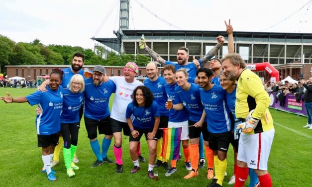 Come Together Cup Celebrates 25th Anniversary of Unity in Diversity