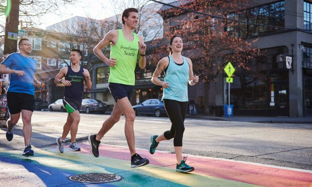 Brooks Running Company Partners with International Frontrunners to promote LGBTQI Running
