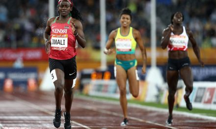 "Kenyan Sprinters Dropped from National Team Due to ""Semenya Rule"""