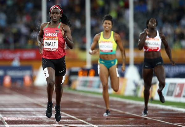 "Kenyan Sprinters Dropped from National Team Due to ""Semenya Rule"""