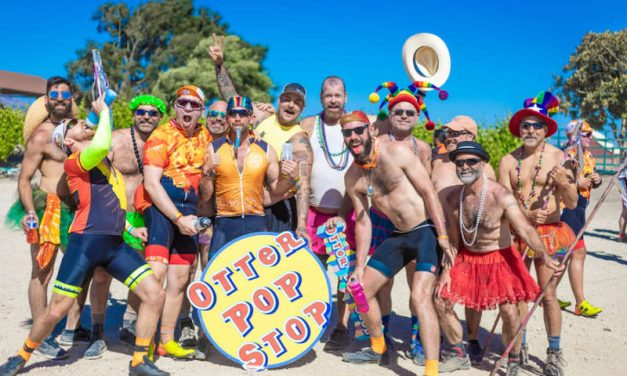Otter Pop Stop Serving Up Fruity Popsicles at AIDS LifeCycle