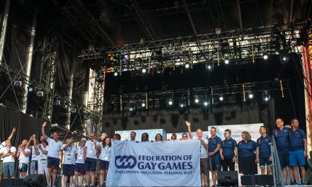 Gay Games Paris 2018 Finishes in the Black, Spins Off Into Legacy Foundation for LGBTQI France