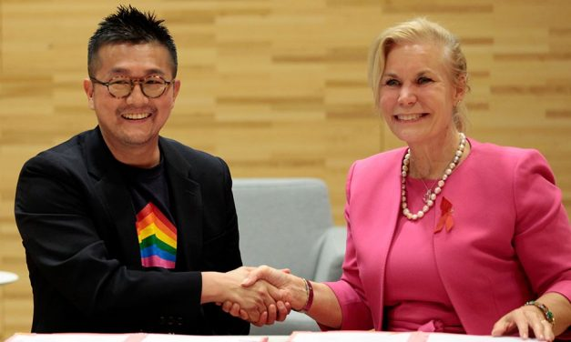 UNAIDS partners with Pride House Tokyo ahead of 2020 Olympic Games