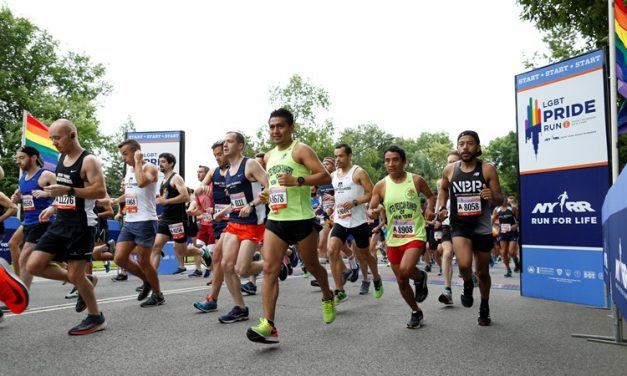 New York Road Runners and Front Runners New York to Make a GUINNESS WORLD RECORDS™ Title Attempt for Largest Pride Charity Run
