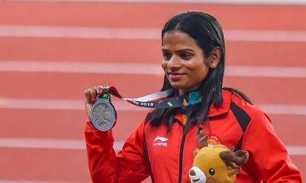 Dutee Chand- #AsianHeritageMonth