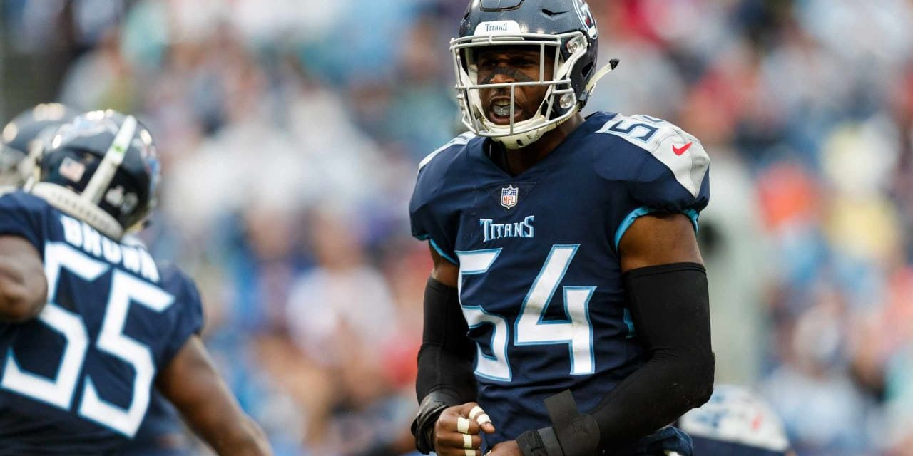 Tennessee Titans Speaks Out Against Anti-LGBTQI Bills