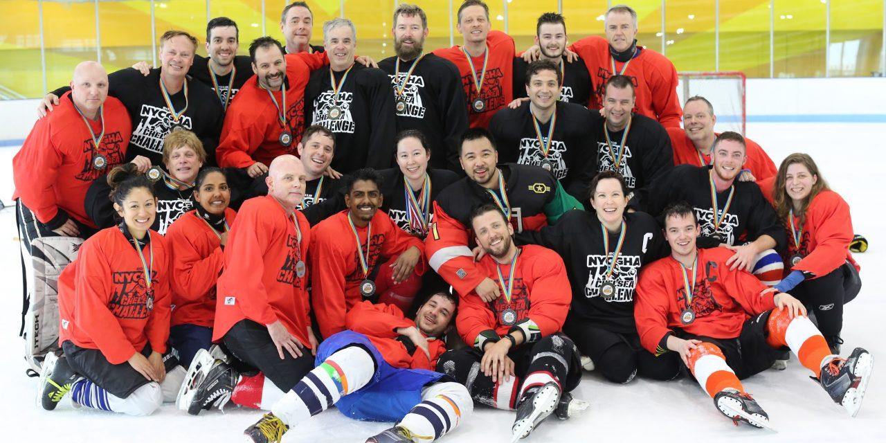 New York City Gay Hockey Association Celebrates World Pride with the Chelsea Challenge Hockey Tournament